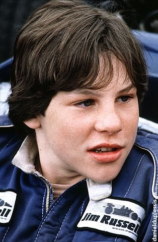 Jacques Villeneuve, son of Gilles
